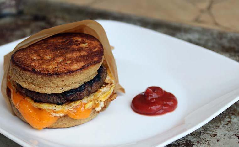 McKeto Sandwich