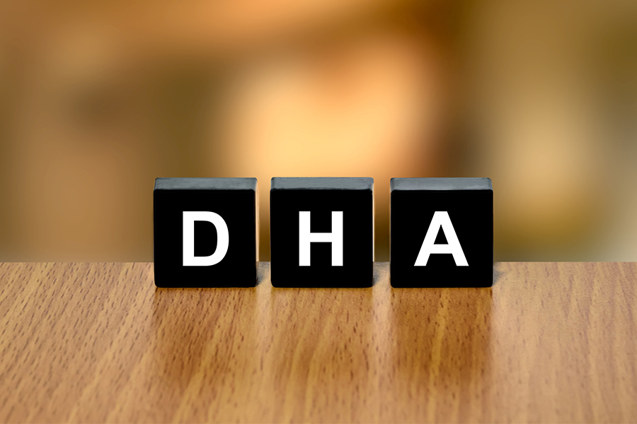 DHA (DOCOSAHEXAENOIC ACID )