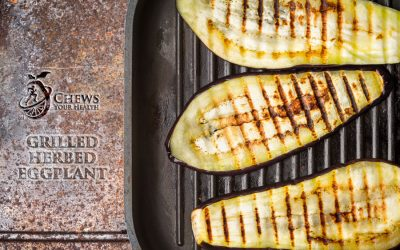 Grilled Herbed Eggplant