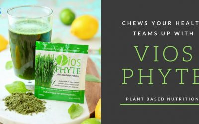 Chews Your Health + VÍOS PHYTE