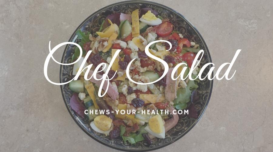 CYH Chef Salad