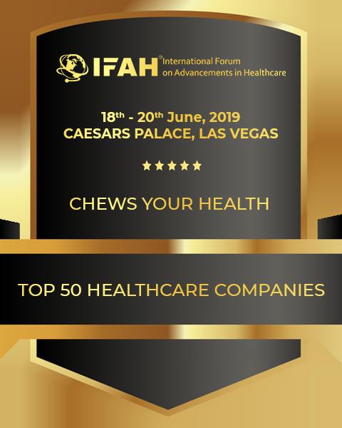IFAH award image